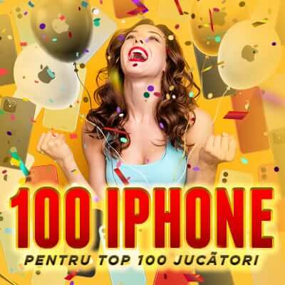 100 iPhones