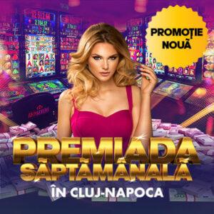 Premiada Săptămânală Cluj-Napoca