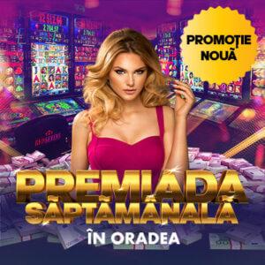 Premiada Săptămânală Oradea
